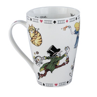 Alice in Wonderland Mug - Mad Hatter - Cardew Designs