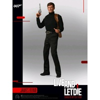 "James Bond: Live and Let Die - James Bond (Moore) 12"" 1:6 Scale Action Figure (Free Shipping)"