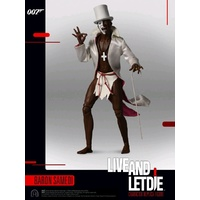 "James Bond: Live and Let Die - Baron Samedi 12"" 1:6 Scale Action Figure (Free Shipping)"