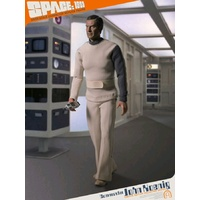 "Space 1999 - Commander John Koenig 12"" Action Figure (Free Shipping)"