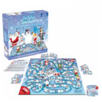 Frosty The Snowman Board Game