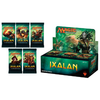 MAGIC THE GATHERING Ixalan - Booster Packs