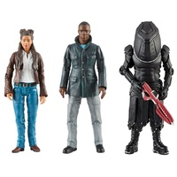 Doctor Who - Friends & Foe of the Thirteenth Doctor Action Figures Set 3-pack