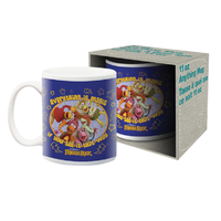 Fraggle Rock Ceramic Mug