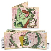 DC Comics Bombshells Poison Ivy Mighty Wallet