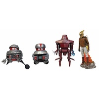 Disney Select Classic Series 1 Action Figure Set