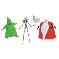 Nightmare Before Christmas Lighted Action Figure Box Set - SDCC 2020 Previews Exclusive