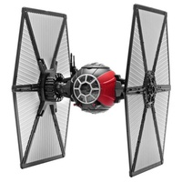 Star Wars First Order TIE Fighter Snaptite Electronic Model Kit