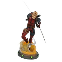Deadpool - Unmasked Marvel Gallery PVC Diorama