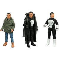 "The Punisher - 7"" Action Figure - Classic 3-Pack"