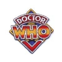 Doctor Who TV Series Original Logo Embroidered Patch