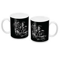 Elvis Guitar Coffee Mug