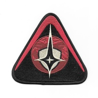 "Firefly TV/Serenity Movie Alliance Security Logo 4"" Patch"