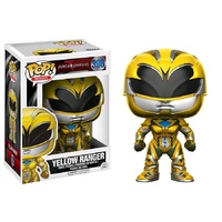 Power Rangers Movie - Yellow Ranger Pop! Vinyl