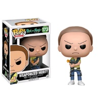 Rick & Morty - Morty Weaponized Pop!