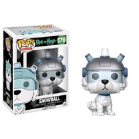 Rick & Morty - Snowball Pop!