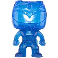 Power Rangers - Blue Ranger Morphing US Exclusive Pop! Vinyl [RS]