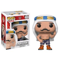 WWE - Iron Sheik Old School Pop! Vinyl