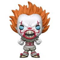 It (2017) - Pennywise with Teeth US Exclusive Pop! Vinyl [RS]