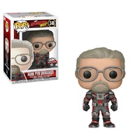 Ant-Man and the Wasp - Hank Pym Unmasked US Exclusive Pop! Vinyl [RS]