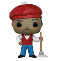 Coming to America - Akeem (McDowells) US Exclusive Pop! Vinyl [RS]