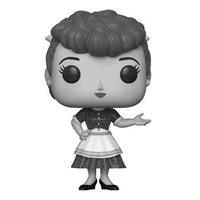 I Love Lucy - Lucy Black & White US Exclusive Pop! Vinyl [RS]