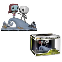The Nightmare Before Christmas - Jack and Sally on the Hill MM Pop! Vinyl