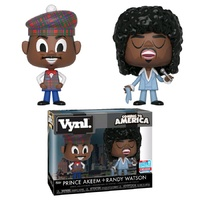 NYCC 2018 Coming To America - Prince Akeem & Randy Watson NYCC 2018 Exclusive Vynl. [RS]
