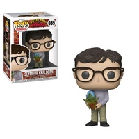 Little Shop of Horrors - Seymour Krelborn with Audrey II Pop! Vinyl