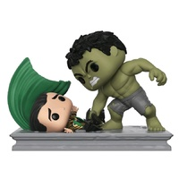 Avengers Movie - Hulk Smashing Loki US Exclusive Movie Moments Pop! Vinyl [RS]