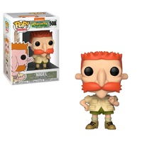 Wild Thornberrys - Nigel Pop! Vinyl