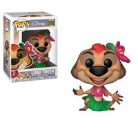 Lion King - Timon Luau Pop! Vinyl