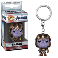 Avengers 4 - Thanos Pop! Keychain