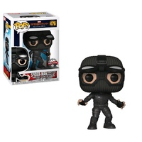 Spider-Man: Far From Home - Stealth Suit Goggles Up US Exclusive Pop! Vinyl [RS]