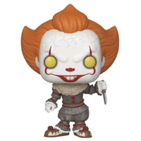 It: Chapter: 2 - Pennywise with Blade US Exclusive Pop! Vinyl [RS]