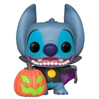 Lilo & Stitch - Stitch Halloween US Exclusive Pop! Vinyl [RS]