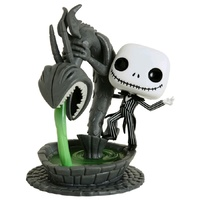The Nightmare Before Christmas - Jack in Fountain Movie Moment Pop! Vinyl [RS]