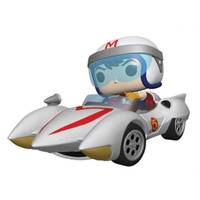 Speed Racer - Speed with Mach 5 Pop! Ride