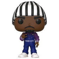 Tupac - Tupac Overalls US Exclusive Pop! Vinyl [RS]
