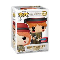 Harry Potter - Ron World Cup NYCC 2020 US Exclusive Pop! Vinyl [RS]