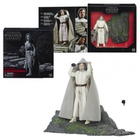 "Star Wars Black Series 6"" - Luke Skywalker (Jedi Master) on Ahch-To Island"