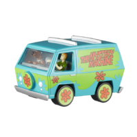 Hot Wheels 1:50 Elite One Series - Scooby Doo Mystery Machine with Figures