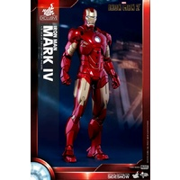 "Iron Man 2 - Mark IV 12"" 1:6 Scale Action Figure Exclusive"