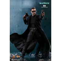 "The Matrix - Neo 12"" 1:6 Scale Action Figure (Free Shipping)"