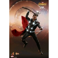 "Avengers 3: Infinity War - Thor 12"" 1:6 Scale Action Figure (Free Shipping)"