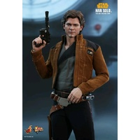 "Star Wars: Solo - Han Solo 12"" 1:6 Scale Action Figure (Free Shipping)"