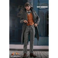 "Hot Toys Fantastic Beasts 2: Crimes of Grindelwald - Newt Scamander 12"" 1:6 Scale Action Figure (Free Shipping)"