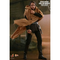 "Hot Toys Star Wars - Luke Skywalker Endor Deluxe 12"" 1:6 Scale Action Figure (Free Shipping)"