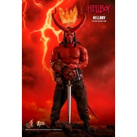 "Hellboy (2019) - Hellboy 12"" 1:6 Scale Action Figure (Specialty Order)"