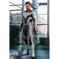 "Avengers 4: Endgame - Tony Stark Team Suit 12"" 1:6 Scale Action Figure (Free Shipping)"
